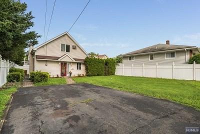 Paterson Single Family Home Under Contract: 134-136 Emerson Avenue