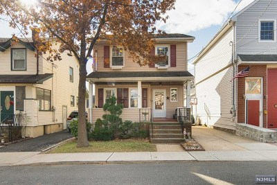Ridgefield Park Single Family Home Under Contract: 97 Hazelton Street