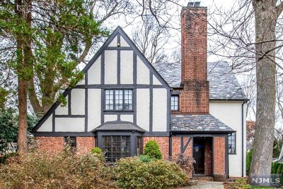 Essex County Single Family Home Under Contract: 137 Summit Avenue