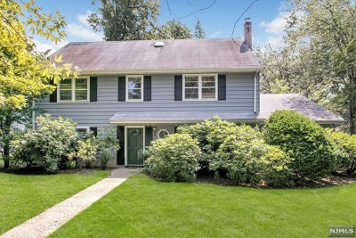 Bergen County Single Family Home Under Contract: 971 Ridgewood Boulevard
