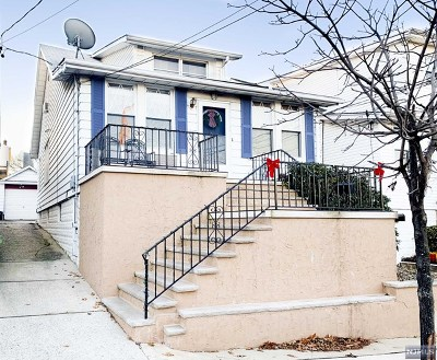 Hudson County Multi Family 2-4 Under Contract: 55 2nd Avenue