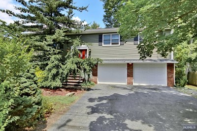 Fair Lawn Single Family Home Under Contract: 13-51 Saddle River Road