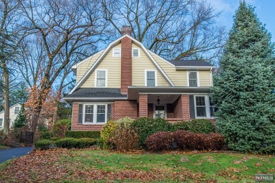 Ridgewood Single Family Home Under Contract: 518 Morningside Road
