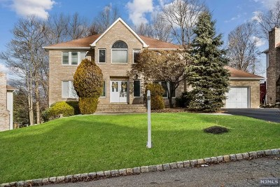 Morris County Single Family Home Under Contract: 14 Battle Ridge Road
