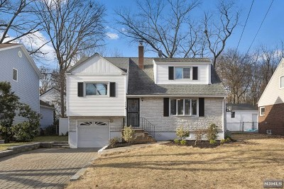 Teaneck Single Family Home Under Contract: 1788 Rensselaer Road