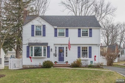 Morris County Single Family Home Under Contract: 18 Coleman Avenue