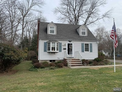 Ramsey NJ Single Family Home Under Contract: $419,900
