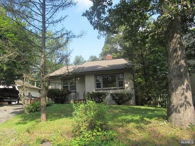 West Milford Single Family Home Under Contract: 34 Upper Greenwood Lake Road