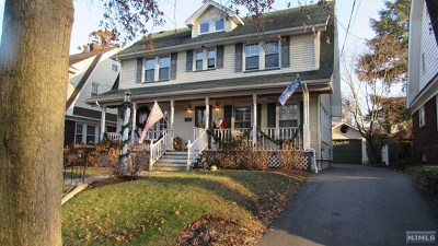 Rutherford Single Family Home Under Contract: 163 Hackett Place