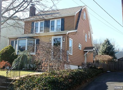 Bergenfield Single Family Home Under Contract: 210 North Vivyen Street