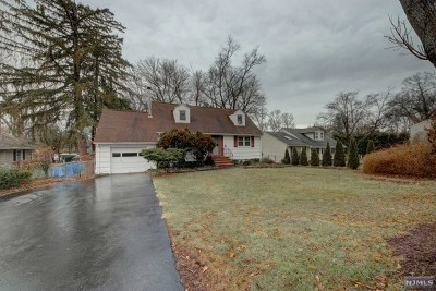 West Milford Single Family Home Under Contract: 40 Wanaque Road