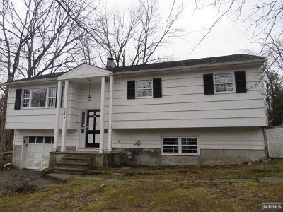 West Milford Single Family Home Under Contract: 584 Ridge Road
