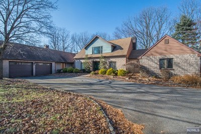 Rockaway Township Single Family Home Under Contract: 128 Mount Pleasant Avenue