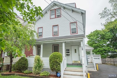 Essex County Multi Family 2-4 Under Contract: 15 Orchard Street