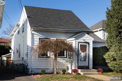 Fort Lee Single Family Home Under Contract: 1139 Inwood Terrace