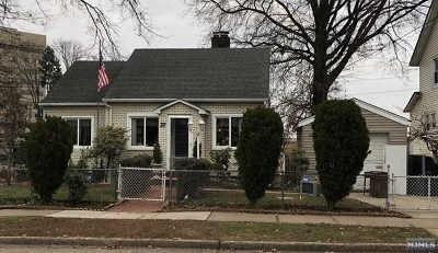 Rutherford Single Family Home Under Contract: 37 Elycroft Parkway