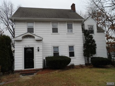 Bergen County Single Family Home Under Contract: 34 South Farview Avenue