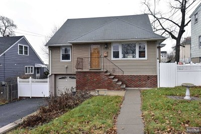 North Bergen Single Family Home Under Contract: 1524 88th Street