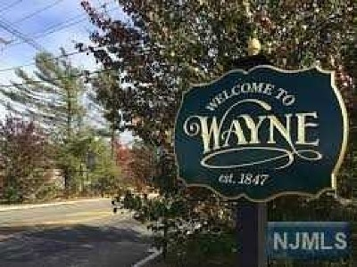 Wayne Single Family Home Under Contract: 12 Woodlot Road
