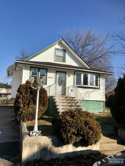 Teaneck Single Family Home Under Contract: 279 Harding Avenue