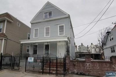 Essex County Multi Family 2-4 Under Contract: 340 North 6th Street