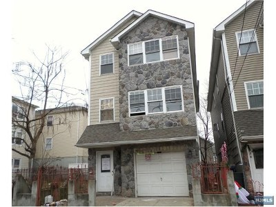 Passaic County Multi Family 2-4 Under Contract: 578 East 23rd Street