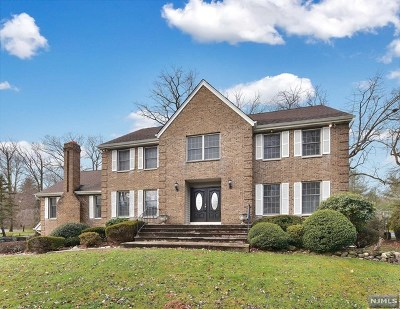 Bergen County Single Family Home Under Contract: 200 McKenna Drive