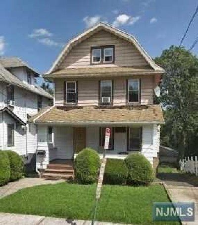Bergen County Single Family Home Under Contract: 169 Overpeck Avenue