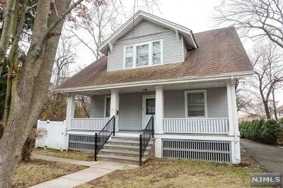 Englewood Single Family Home Under Contract: 115 Reis Avenue
