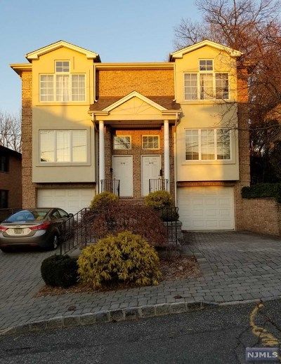 Fort Lee Condo/Townhouse Under Contract: 457b Westview Place