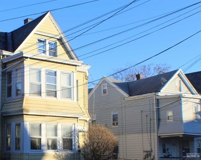 Passaic County Multi Family 2-4 Under Contract: 931 East 19th Street