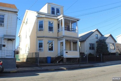 Paterson Multi Family 2-4 Under Contract: 84-88 Nagle Street