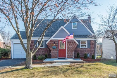 Bergen County Single Family Home Under Contract: 24 Blue Ridge Road