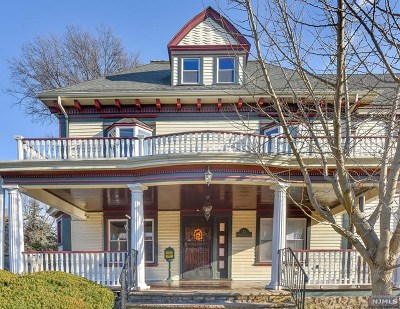 Essex County Single Family Home Under Contract: 33 Northview Avenue