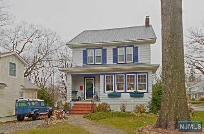 Ridgewood Single Family Home Under Contract: 31 High Street