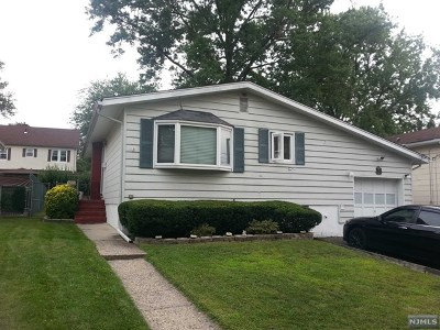 Bergenfield Single Family Home Under Contract: 96 Merritt Avenue