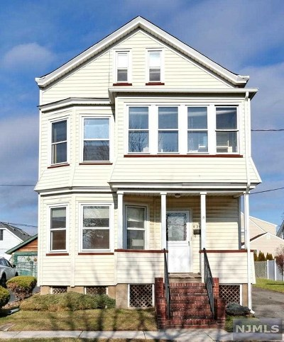 Fair Lawn Multi Family 2-4 Under Contract: 8-21 Chester Street