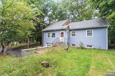 Hillsdale Single Family Home Under Contract: 33 Ruckman Road