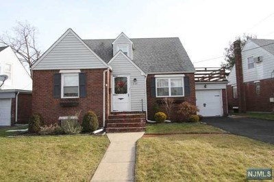 Fair Lawn Single Family Home Under Contract: 2-05 36th Street