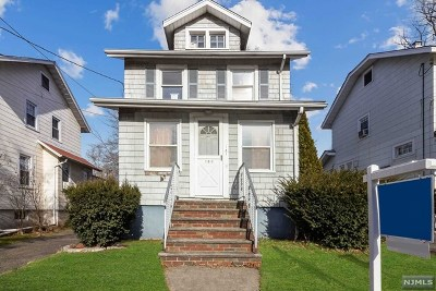 Teaneck Single Family Home Under Contract: 181 Oak Street
