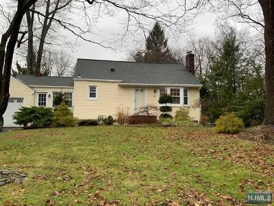 Ramsey Single Family Home Under Contract: 65 Davidson Avenue