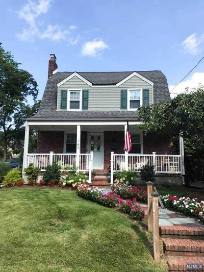 Dumont Single Family Home Under Contract: 143 Depew Street