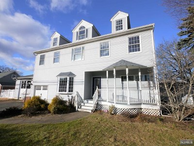 New Milford Single Family Home Under Contract: 313 Madison Avenue