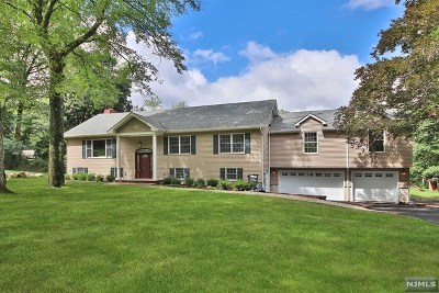 Ramsey Single Family Home Under Contract: 7 Valley View Drive