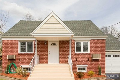Fair Lawn Single Family Home Under Contract: 13-15 Eastern Drive