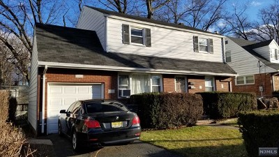 Bergenfield Multi Family 2-4 Under Contract: 297 South Prospect Avenue