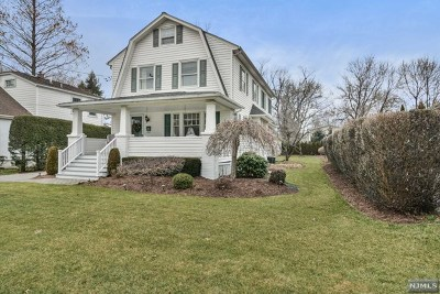 Glen Rock Single Family Home Under Contract: 343 Harristown Road