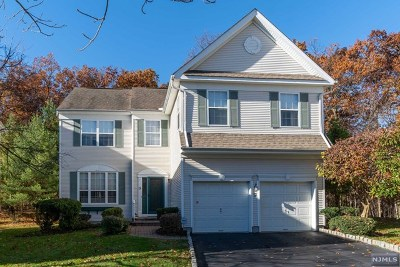 Little Falls Condo/Townhouse Under Contract: 9 Chestnut Ridge Court