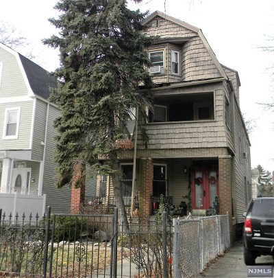 Essex County Multi Family 2-4 Under Contract: 365 North Grove Street