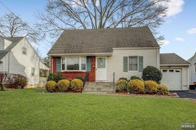 Fair Lawn Single Family Home Under Contract: 9-15 Essex Place